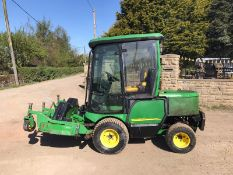 2006 JOHN DEERE 1545 UPFRONT MOWER, RUNS, DRIVES AND CUTS *PLUS VAT*