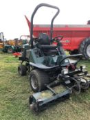 HAYTER L324 RIDE ON LAWN MOWER 4 WHEEL DRIVE, RUNS WORKS AND CUTS *PLUS VAT*