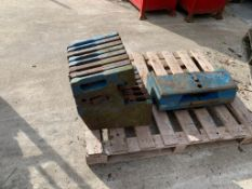 FORD TRACTOR WEIGHTS *PLUS VAT*