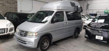 1999 MODEL, 2.5 PETROL, 98,000 KM, SOLD WITH NOVA, JAPANESE IMPORT *NO VAT*