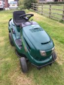 HAYTER RS82 RIDE ON LAWN MOWER, RUNS, DRIVES AND CUTS *NO VAT*