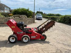 BARRETO 1624-D 4 WHEEL DRIVE TRENCHER *PLUS VAT*