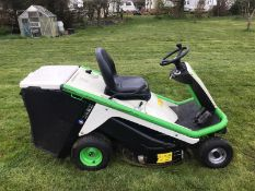 2016 ETESIA HYDRO 80 MKHP3 RIDE ON LAWN MOWER, RUNS, DRIVES AND CUTS *PLUS VAT*