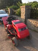 COUNTAX K14 RIDE ON LAWN MOWER WITH COLLECTOR, 14HP VANGUARD ENGINE *NO VAT*