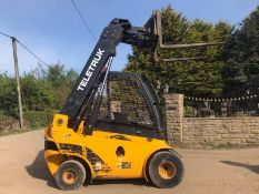 2006 JCB TELETRUK 30D, RUNS, WORKS AND LIFTS *PLUS VAT*