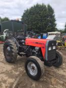 MASSEY FERGUSON 45D TAFE TRACTOR, RUNS AND DRIVES *PLUS VAT*