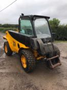 2005 JCB 520-50 RUNS, DRIVES AND LIFTS, SHOWING 5550 HOURS *PLUS VAT*