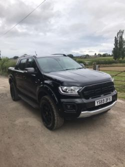 2019 FORD RANGER WILDTRAK ECOBLUE, 2015 STIGA MOWER, DITCH WITCH, VAUXHALL CORSA, ASTRA, MOWERS, FORKLIFTS, BACKHOE, ENDS FROM 7PM THURSDAY!