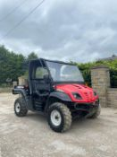 2010 MASSEY FERGUSON MF20MD 4X4 ATV UTILITY VEHICLE, RUNS AND DRIVES PLUS VAT