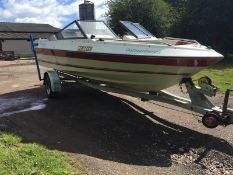BAYLINER 175 BOW RIDE NICE CLEAN TIDY BOAT, COMES WITH TRAILER AND LIGHT BOARD *NO VAT*
