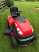 CASTLE GARDEN SDX 98 HYDRO RIDE ON MULCHER MOWER, RUNS, DRIVES AND CUTS, GREAT CONDITION *NO VAT*