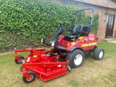 """SHIBAURA CM374 UPFRONT ROTARY MOWER, 37HP, BRAND NEW 60"""" CUT DECK NEVER USED, DIESEL, YEAR 2014"""