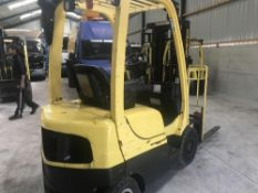 HYSTER 1.8 TON DIESEL FORKLIFT WITH SIDE SHIFT, GOOD WORKING CONDITION *PLUS VAT*