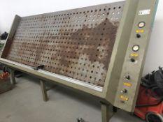 RAMARCH FRAME CRAMPING MACHINE *PLUS VAT*