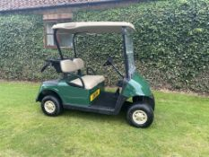 EZGO ELECTRIC GOLF BUGGY, MANUFACTURED 2014, EXCELLENT CONDITION, THIS MACHINE HAS VERY LITTLE USE