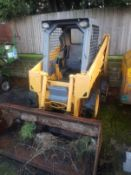 2007 MUSTANG SKID STEER COMPACT LOADER *PLUS VAT*