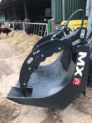 2018 MAILLEUX MX PG2000 LOG GRAB, ALL WORKS, TRACTOR NOT INCLUDED *PLUS VAT*