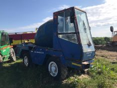 1996 SHOTCRETE SELF LOADING CONCRETE MIXER, RUNS AND DRIVES *PLUS VAT*