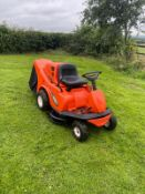 GRILLO ELECTRIC TIP RIDE ON LAWN MOWER, RUNS, DRIVES AND CUTS *NO VAT*