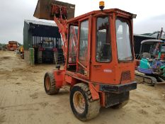 WEIDEMAN LOADING SHOVEL WEIKATRAC 2502 D/D, STARTS, DRIVES, LIFTS & TIPS *PLUS VAT*