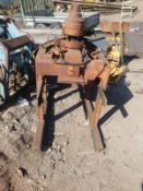 HYDRAULIC ROTATING BRICK GRAB *NO VAT*