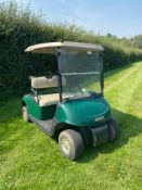 EZGO ELECTRIC GOLF BUGGY, FULL SUN CANOPY, YEAR 03/17, IN LOVELY CONDITION *PLUS VAT*