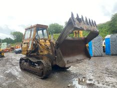 KOMATSU D45S TRACKED DOZER, RUNS, WORKS AND DRIVES *PLUS VAT*