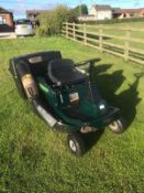 HAYTER HERITAGE 10/30 RUNS, DRIVES AND CUTS, CLEAN MACHINE *NO VAT*