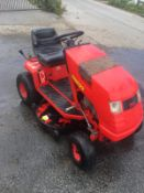 COUNTAX K14 RIDE ON LAWN MOWER, VANGUARD 14HP ENGINE, STARTS, RUNS AND DRIVES *NO VAT*