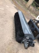 WOLVERINE SWEEPER, SUITABLE FOR SKIDSTEER, BRAND NEW AND UNUSED *PLUS VAT*