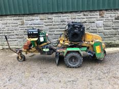 RAYCO RG 1620 SUPER JR HYDRAULIC STUMP CUTTER GRINDER KOHLER 20 HP *PLUS VAT*