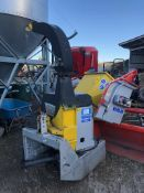 TURNTABLE WOOD CHIPPER PTO DRIVEN *PLUS VAT*