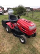 LAWNFLITE 603 RIDE ON LAWN MOWER, RUNS, DRIVES AND CUTS *NO VAT*