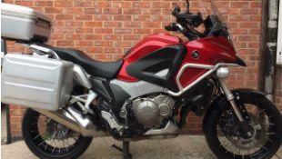 HONDA VFR 1200X MOTORBIKE / MOTORCYCLE *NO VAT*