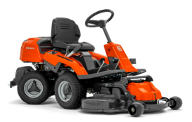 2020 BRAND NEW HUSQVARNA R 213C ROTARY RIDE ON LAWN MOWER (REAR DISCHARGE) NO COLLECTOR *PLUS VAT*