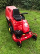 BARRUS SHANKS DIRECT COLLECT RIDE ON LAWN MOWER, RUNS, DRIVES AND CUTS *PLUS VAT*