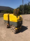 2014 WACKER NEUSON RTSC2 RUNS AND DRIVES, C/W REMOTE AND CHARGER *PLUS VAT*