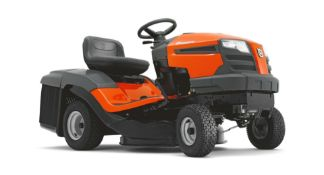 2020 BRAND NEW HUSQVARNA TC130 ROTARY RIDE ON LAWN MOWER (REAR DISCHARGE) C/W COLLECTOR *PLUS VAT*