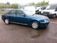 2000/X REG ROVER 75 CLASSIC SE 1.8 PETROL BLUE 4 DOOR SALOON *NO VAT*