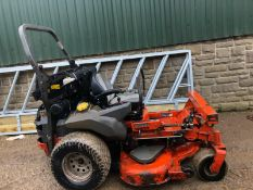 2012 HUSQVARNA PZ 29D ZERO TURN RIDE ON DIESEL LAWN MOWER *PLUS VAT*