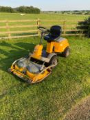 STIGA PARK COMPACT 16 RIDE ON LAWN MOWER, RUNS, DRIVES AND CUTS *NO VAT*