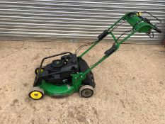 JOHN DEERE JX90CB WALK BEHIND MOWER, EX-COUNCIL, YEAR 2012 *PLUS VAT*