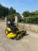 GREAT DANE ZERO TURN RIDE ON LAWN MOWER, RUNS, WORKS AND CUTS, 62 INCH CUTTING DECK, YEAR 2012
