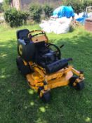 WRIGHT STANDER MOWER SIT / RIDE ON, RUNS, DRIVES AND CUTS *PLUS VAT*
