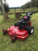 2010 TORO PEDESTRIAN MOWER, RUNS, DRIVES AND CUTS *PLUS VAT*