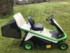 2015 ETESIA HYDRO 80 MKHP3 RIDE ON LAWN MOWER, RUNS, DRIVES AND CUTS *PLUS VAT*