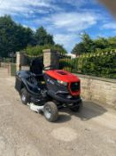 EFCO 106/24 RIDE ON LAWN MOWER, RUNS AND WORKS WELL, IN VERY CLEAN CONDITION *NO VAT*