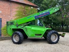 MERLO P40.16 KS TELESCOPIC HANDLER, NO ATTACHMENTS INCLUDED, RUNS, WORKS AND LIFTS *PLUS VAT*