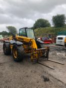 2001 JCB 526S FARM SPECIAL TELEHANDLER, RUNS, DRIVES AND LIFTS *PLUS VAT*
