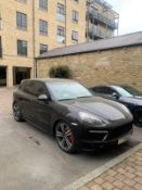 2013 PORSCHE CAYENNE GTS 4.2 V8 - 88,000 KM JUST BEEN SERVICED AND NEW TIMING CHAIN COSTING £3,000